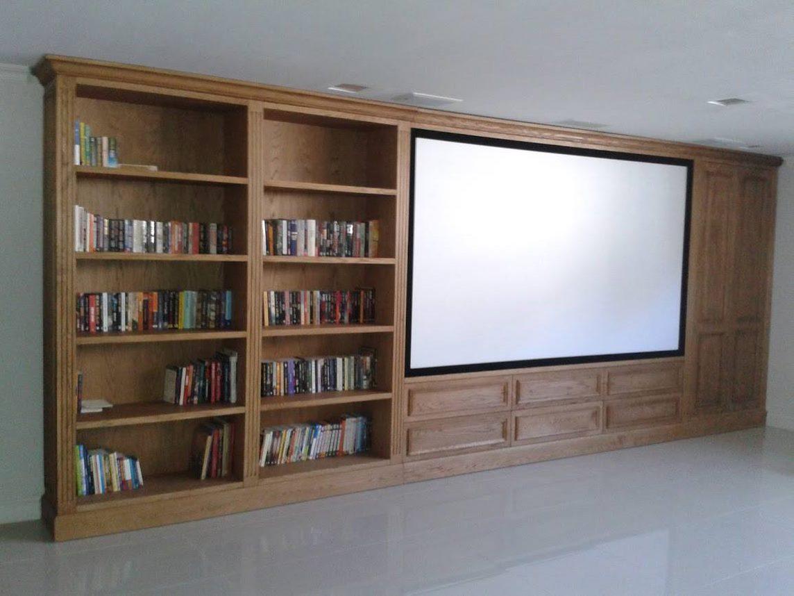 ספריות לסלון 1